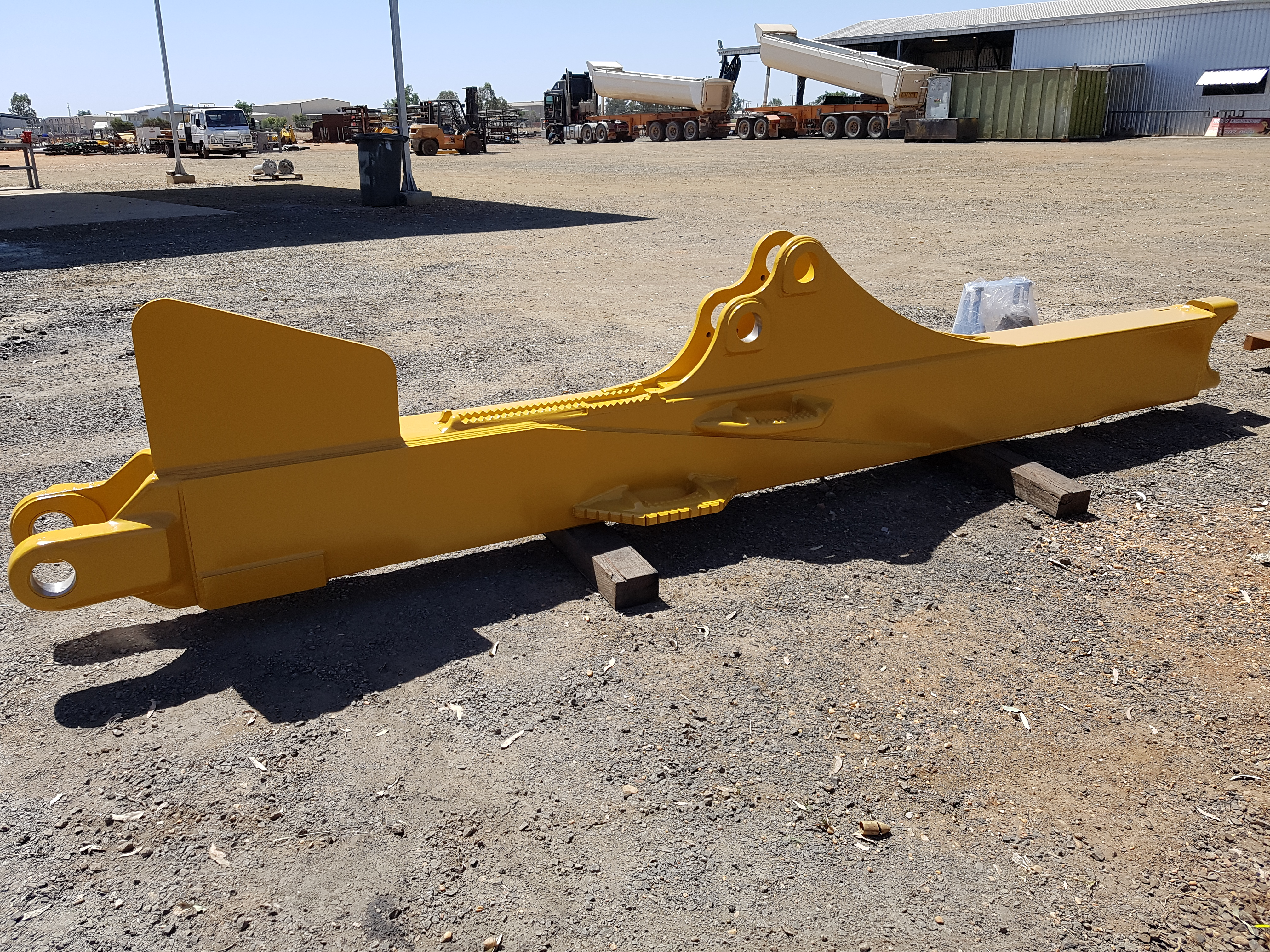 D11 Dozer Push Arm